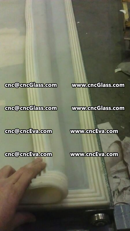 Silicone vacuum bag for eva film laminating oven vacuuming (5)