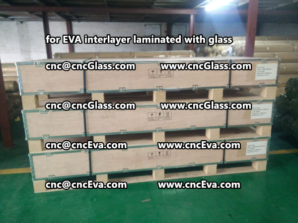 glass eva film packing for shipping by sea (1)