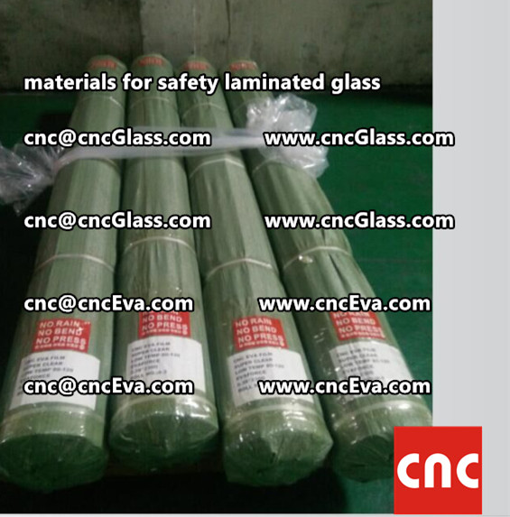 eva packing  of interlayer film rolls (3)