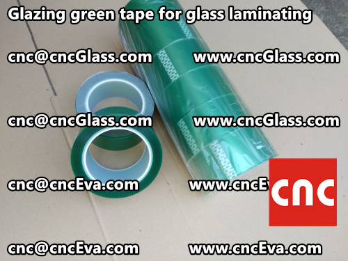 vacuum tape for glass glazing with eva pvb sgp (10)