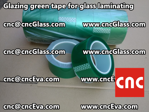vacuum tape for glass glazing with eva pvb sgp (13)