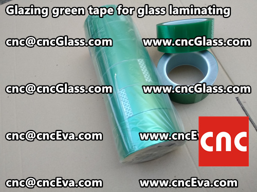 vacuum tape for glass glazing with eva pvb sgp (4)