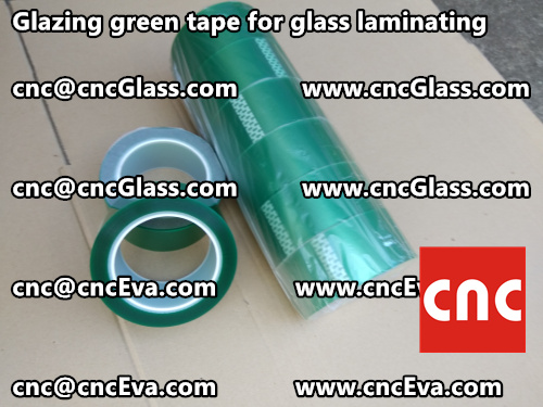 vacuum tape for glass glazing with eva pvb sgp (6)