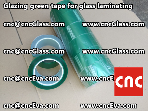 vacuum tape for glass glazing with eva pvb sgp (7)