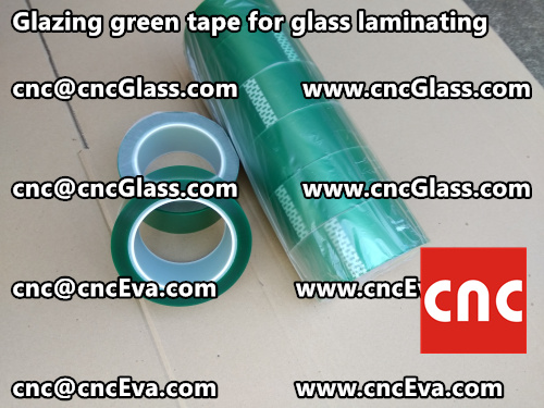vacuum tape for glass glazing with eva pvb sgp (9)