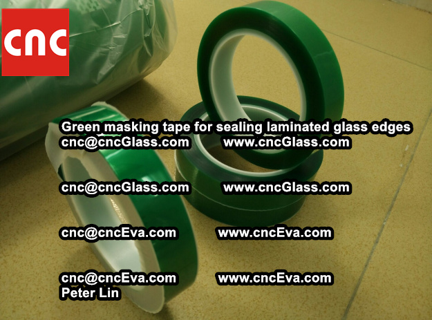 green-masking-tape-for-sealing-laminated-glass-edges-2