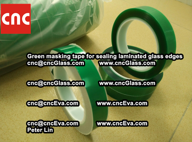 green-masking-tape-for-sealing-laminated-glass-edges-4