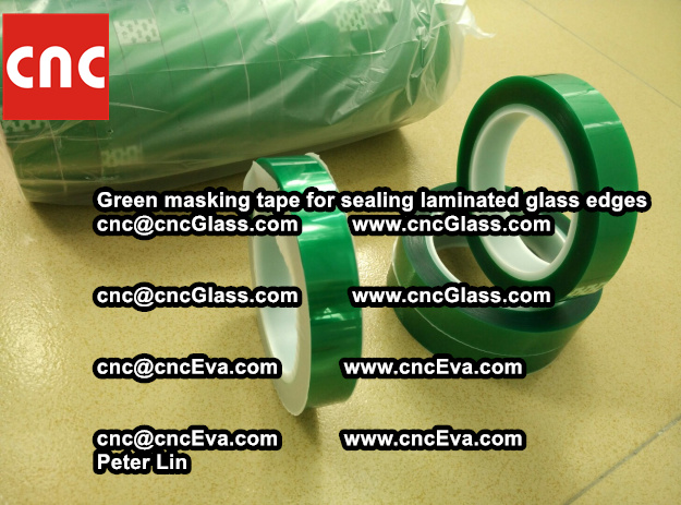 green-masking-tape-for-sealing-laminated-glass-edges-7