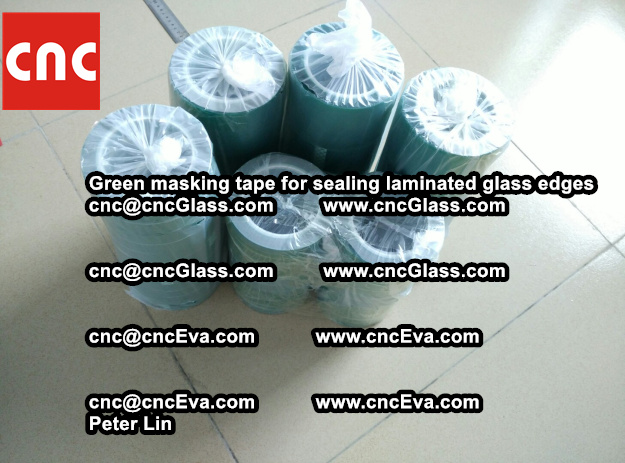 green-masking-tape-for-sealing-laminated-glass-edges-8