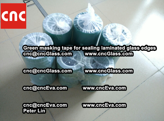green-masking-tape-for-sealing-laminated-glass-edges-9